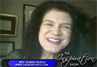 Today on The Inspiration Show, Natalie Ledwell is joined for the second time by award-winning author and 'wealth' spiritual guide, Karen Russo. Karen has dedicated her entire career to helping both professional and spiritual seekers to overcome 'Money Traps' and create personal and financial prosperity. During the show, Karen explains the Prosperity Practice that's helped her clients achieve their goals and shares the importance of practicing a wealth ritual.
