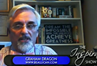 Today on The Inspiration Show, Natalie Ledwell speaks with personal development expert and entrepreneur, Graham Dragon. Graham joins Natalie to discuss his very inspiring journey to becoming a personal development expert. During the show, Graham shares that after being diagnosed with prostate cancer and being faced with the possibility of death, he felt compelled to do something more meaningful and fulfilling with his life, so he started his own personal development business. Graham explains how he strives to help others and make a difference in the world. Plus, he reveals his #1 secret to being happy and joyful every day of his life.