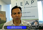 Today on The Inspiration Show, Natalie Ledwell speaks with motivational speaker and co-founder of the LEAP (Leadership Excellence Accelerating Potential) Foundation, Dr. Bill Dorfman. Dr. Bill joins Natalie to discuss the outstanding job LEAP does by helping young adults uncover the 'real-life' skills they need to succeed in life. During the show, Dr. Bill explains that each year, hundreds of students travel across the globe to learn from some of the nation's top leaders and speakers on how to manage their money, how to acquire confidence, how to set goals and maintain a healthy body and mind, as well as social and business etiquette skills. All these skills are fundamental to success, yet they're not being addressed in the traditional school system. Dr. Bill also reveals the most important lesson he teaches in his program that guarantees business and personal success.