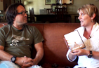 Natalie Ledwell travels to Los Angeles to talk to Pat Soloman, the creator behind Finding Joe the movie. The main theme of the movie reflects on the lives of people around the world, and demonstrates how everyone's life is a Hero's Journey in many ways. Heralded as one of the best movies since The Secret, Finding Joe the movie has an underlying inspirational message that anyone with courage can go out and build the life that they secretly yearn for.