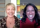 Natalie Ledwell invites certified life coach, Vasavi Kumar, onto The Inspiration Show for the second time to discuss the key difference between passion and purpose. Kumar explains the most effective strategies to discover inner peace and joy and exposes the common mistake that many men and women make while searching for their purpose. Kumar shares her personal experience of discovering her multiple passions and how she has used them to achieve personal fulfillment and professional success. Kumar utilizes her background in formal education to fuel her personal growth training programs and strives to impact thousands of lives with coaching, motivational speaking and writing.