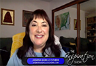 Today on The Inspiration Show, Natalie Ledwell speaks with yogi mystic, energy healer and author of the book 'Mirror of My Soul', Jasmina Agrillo Scherr. Jasmina joins Natalie to discuss how her passion for helping others find their path to peace, joy, health and spiritual connection, was born. During the show, she explains that a near-death experience while fighting a brain tumor, intensified her ability to live and intersect between this world and the unseen world of spirit. By surrendering to the guidance of spirit, she found the strength to rise from adversity to a place of wholeness. Jasmina shares that these mystical experiences have inspired her to write her latest book and she now uses them to help people connect more deeply with themselves through her coaching and widely popular 15 minute healing sessions.